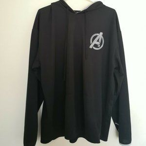Avengers Pullover Black Sweater Size XL